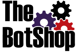 The BotShop Logo